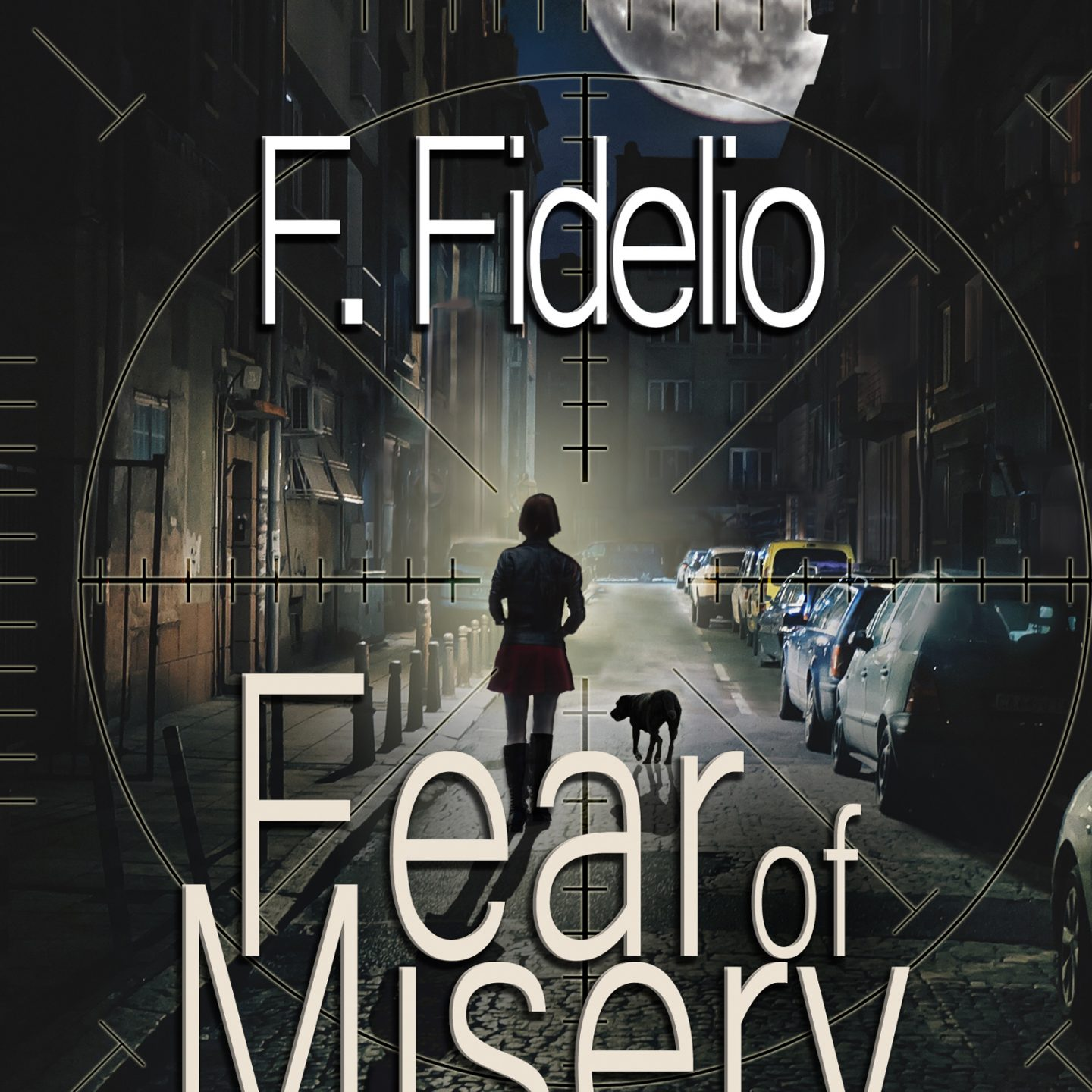 Cover Reveal: Fear of Misery